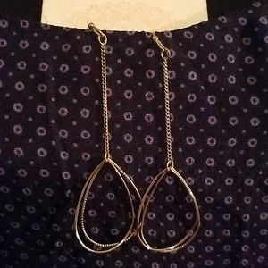 5 for $25 delicate gold earrings